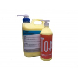 JABON TOP CON MICROPARTICULAS (Dosificador 1L-5L)