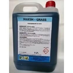 MAXIM GRASS LIMPIADOR DESENGRASANTE CONCENTRADO 5L